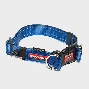 New EZY-DOG Double Up Collar Blue
