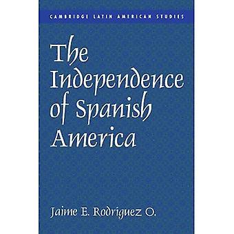 The Independence of Spanish America (Cambridge Latin American Studies)