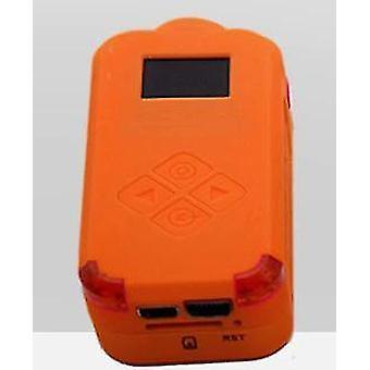هوكاي اليراعة Q6 Airsoft 1080P 4K HD (البرتقالي)
