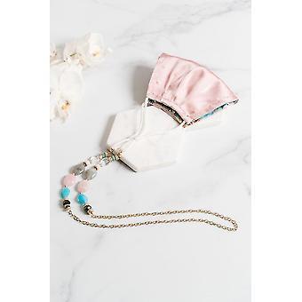 Medical masks harper mask necklace sm117130