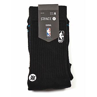 Stance Socks Logoman Staple Socks - Black