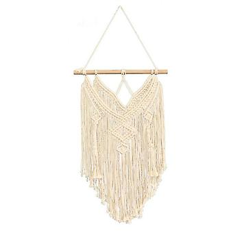 Home decor decals macrame wall hanging tapestry wall decor bohemian woven home decoration handmade