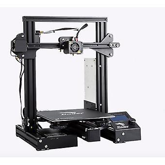 3d Printer Desktop Imagination Driedimensionale Home Ender-3s Three D High Precision