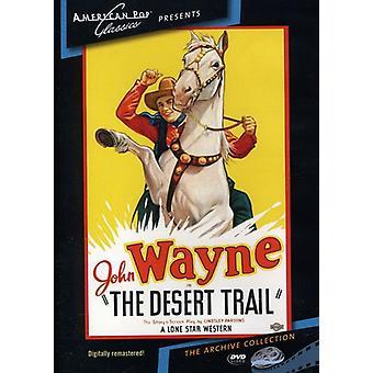 Sendero del desierto (1935) importar de Estados Unidos [DVD]
