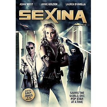 Sexina [DVD] USA import