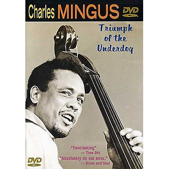 Charles Mingus - Charles Mingus-triumf av Underdog [DVD] USA import