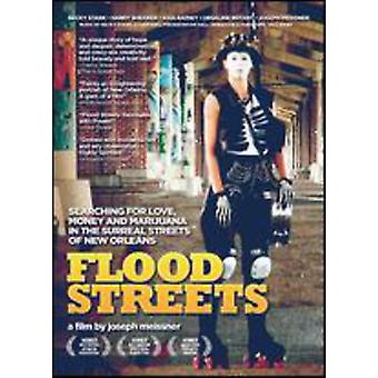 Flood Streets [DVD] USA import