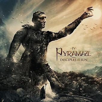 Pyramaze - Disciples of the Sun [CD] USA import