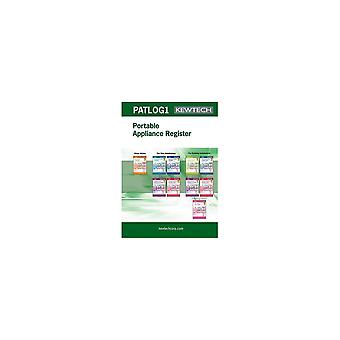 Kewtech Pat Testing Log Book