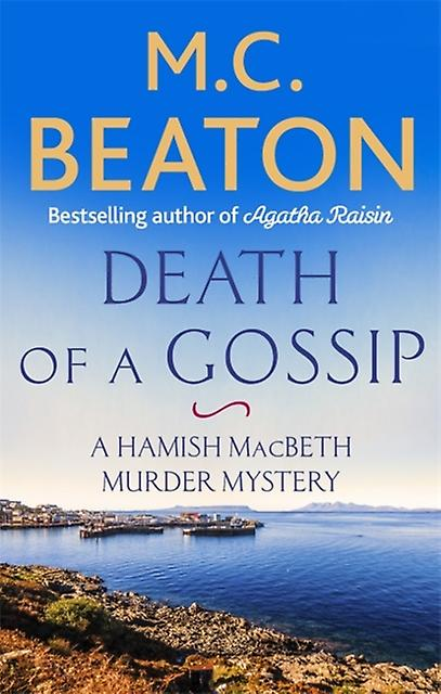 Death Of A Gossip by Beaton M. C.