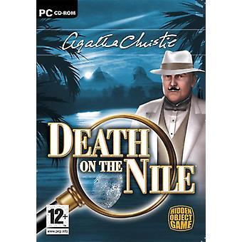 Agatha Christie Death On The Nile (PC CD) - Uusi
