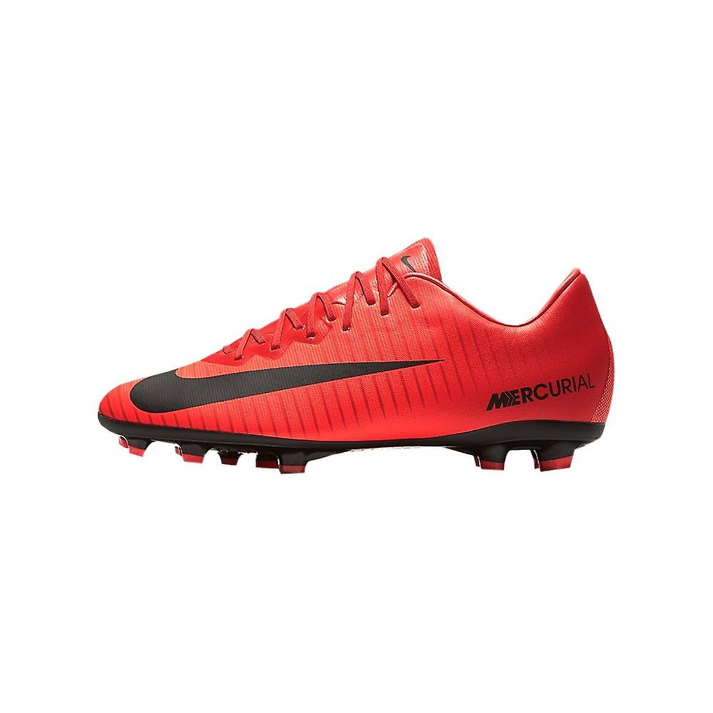 4eaf9d1b11a Nike JR Mercurial Vapor XI FG 903594616 football all year kids shoes ...
