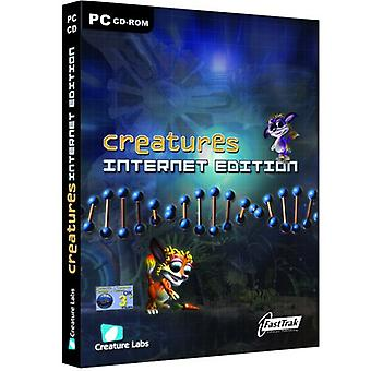 Creatures Internet Edition - As New
