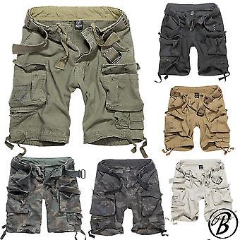 Brandit savage men shorts vintage 2001