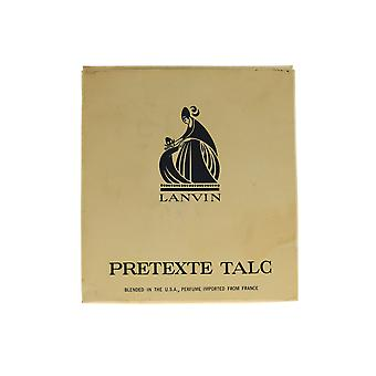 "Lanvin ""Pretexte Talk"" 3,25 oz/75 g neu In Box"
