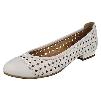 Ladies Van Dal Flat Ballerina Style Shoes Mason