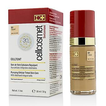 Cellcosmet & Cellmen Cellcosmet Cellteint Plumping Cellular Tinted Skincare - #01 Opal - 30ml/1.1oz