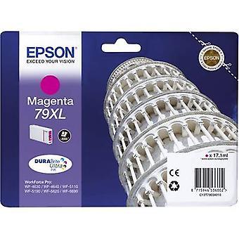 Epson inkt T7903, de oorspronkelijke Magenta C13T79034010 79XL