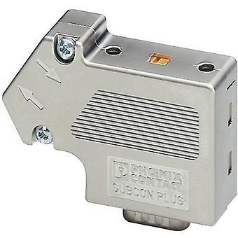 Phoenix Contact underleverantörer-PLUS-CAN/SC2 D-Subkontakt 180 ° antal stift: 9 skruvar 1 dator