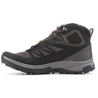 Salomon ääriviivat Mid Gtx 404763 miesten kengät