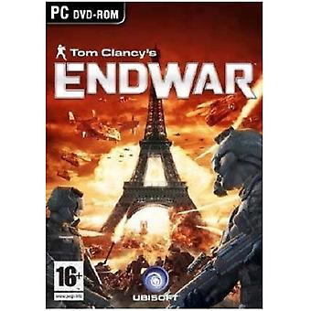 Tom Clancys Endwar PC Game