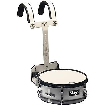 Stagg 14inch Marching Snare with Carrier
