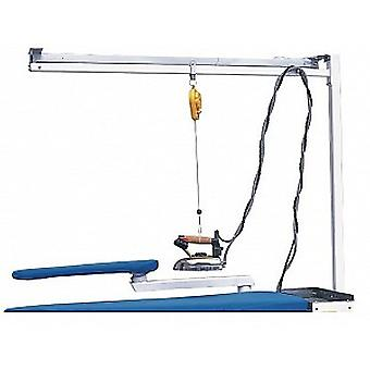 Overhead Gantry, Light & Iron Spring Support for Pressmaster Extra Wide Ironing Table