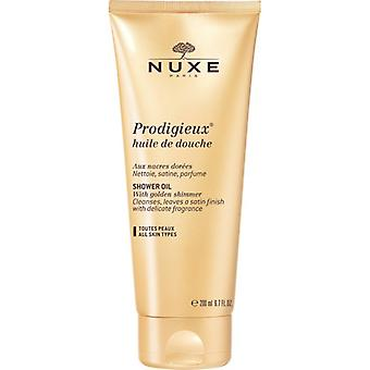Nuxe Prodigieux Precious Soudaed Shower Oil 200ml