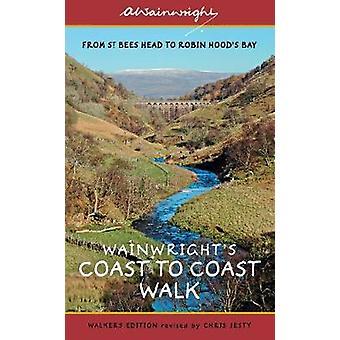 Wainwright is Coast to Coast Walk - van St Bees Head naar Robin Hood's B
