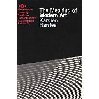 Significado del arte Moderen por desacata - libro 9780810105935