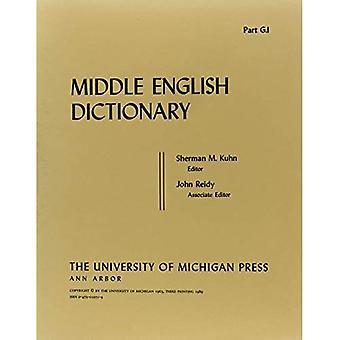 Mittleres Englisch Wörterbuch
