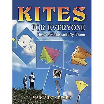 Kites para todos: como fazer e fazê-las voar