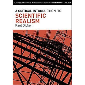 Uma introdução crítica ao realismo científico (Bloomsbury introduções críticas a epistemologia contemporânea)