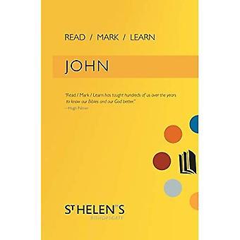 Read Mark Learn: John