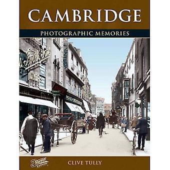 Cambridge: Photographic Memories