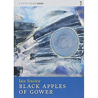 Zwarte appels van Gower (weinig Toller monografieën)
