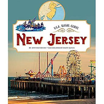 New Jersey (U.S.A. Travel Guides)