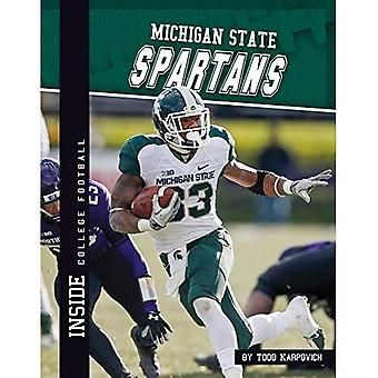 Michigan State Spartans (intérieur College Football)