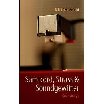 Samtcord Strass Soundgewitter von Engelbrecht & Ulli
