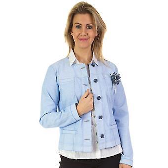 Bare hvite jakker 41074 33202 blå