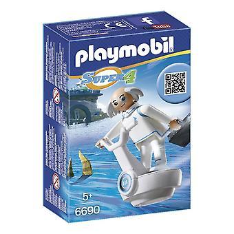 Playmobil 6690 Super 4 Doctor X Play Set