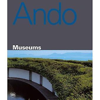 Tadao Ando: Museums