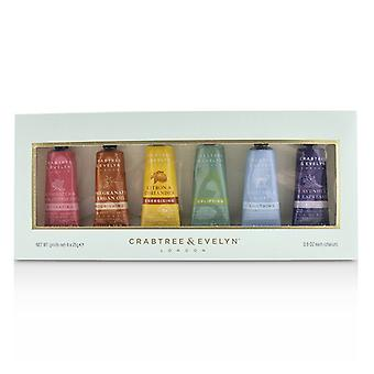 Limited Edition Hand Therapy Gift Set - 6x25ml/0.86oz