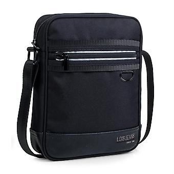 Adjustable shoulder bag with Ipad holder or Tablet for man from the brand Lois Gunnison collection 302726