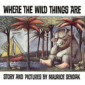 Where the Wild Things Are (25th) by Maurice Sendak - Maurice Sendak -