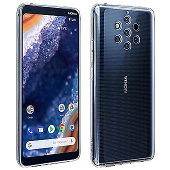 Nokia 9 Pureview Case Original Nokia Fine Protection Case - Translucent