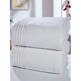 Retiro 2 Piece toalha Bale branco