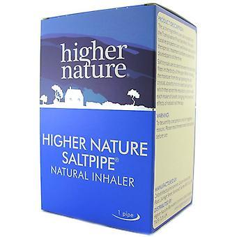 Inhalateur de pipe à sel de la nature supérieure