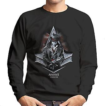 Assassins Creed Syndicate Top Hat Jacob Frye Men's Sweatshirt