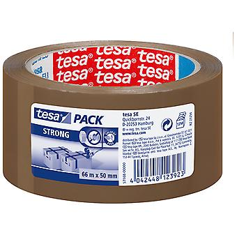Tesa Strong Pp Pack Acrylic Silent Brown 66Mx50Mm